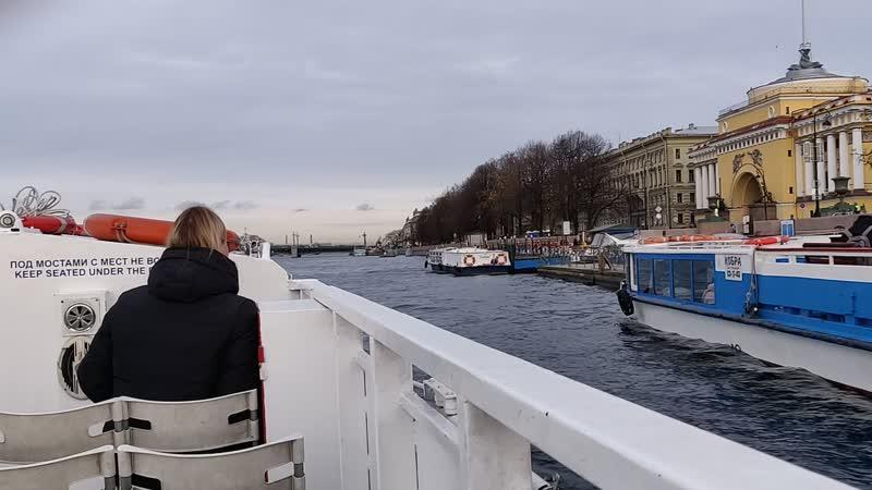 Водная прогулка - Адмиралтейство