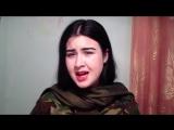 Украинка записала песню о том , как « герои АТО » « утопили сепара в пруду »
