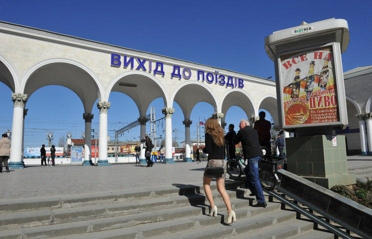 РЖД предлагают построить железнодорожный обход Украины