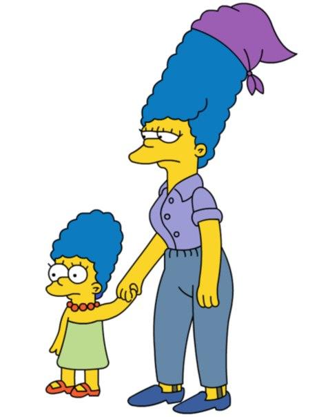 Мардж Симпсон / Marg Simpsons Биография и видео