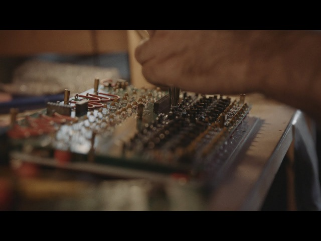 Synthposium: Alex Pleninger