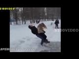 Попробуй не Смеяться  Приколы 2017 Январ..., Смех до (480p).mp4