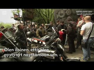 Финский журналист спустя 23 года снова снял фильм про
