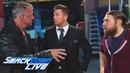 BMBA The Miz picks Shane McMahon for Team SmackDown at Survivor Series SmackDown LIVE, Nov. 6, 2018