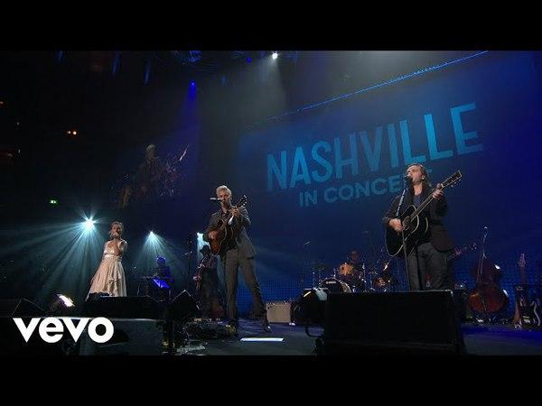 Sam Palladio, Clare Bowen, Jonathan Jackson - Borrow My Heart (Nashville In Concert)