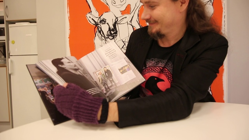 Tuomas Holopainen observes new Nightwish-book