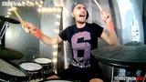 Filatov &amp Karas vs Лигалайз - Еще один день - Drum Version by Максимилиан Максоцкий