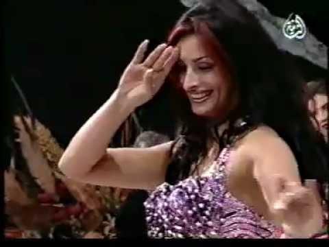 Lebanese Belly Dance - DINA JAMAL - رقص شرقي