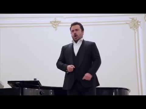 Баритон Василий Ладюк - Каватина Фигаро из оперы Д. Россини Севильский цирюльник