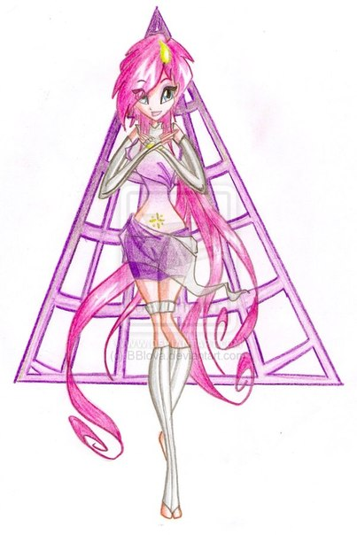 Мое творчество для winx поклонниц и аниме!