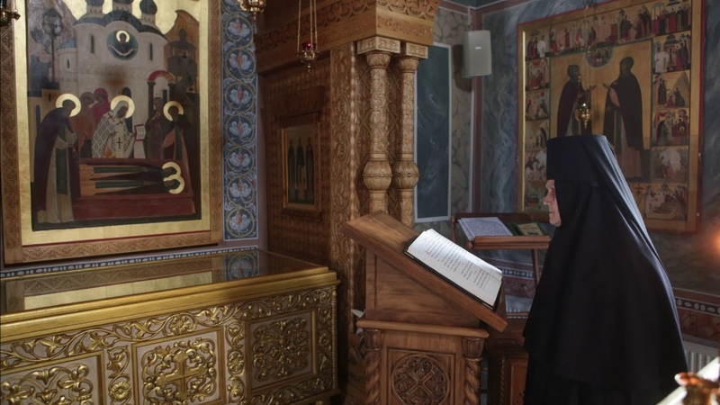 Ты моя Матерь, Царица Небесная - Божественный голос Анна Падылина, монахиня