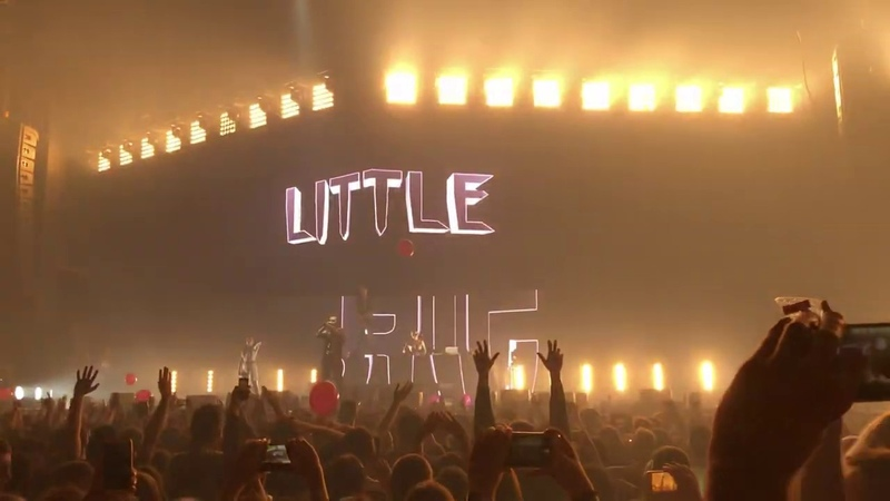 Little Big - Big Dick Live Moscow 08.12.2018
