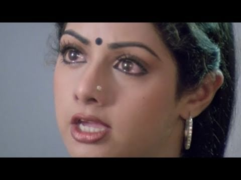 Sridevi try to stop Amitabh Bachchan from meeting governor | Inquilaab | Emotional Scene 19/21