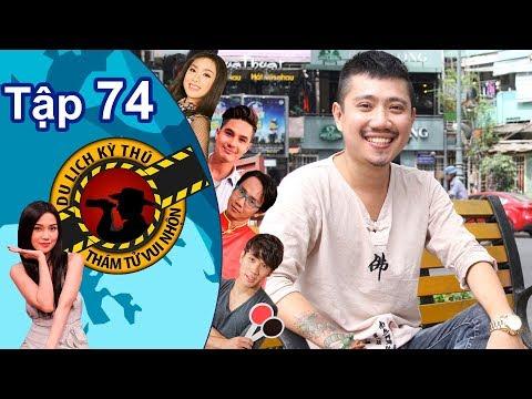 NHỮNG THÁM TỬ VUI NHỘN | Tập 74 UNCUT | Quán cà phê với hơn 300 chiếc đồng hồ cổ ở Vũng Tàu 😲