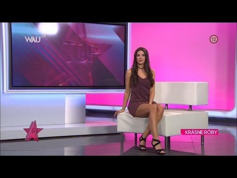 Soňa Skoncová Slovakia Presenter 14.2.2017