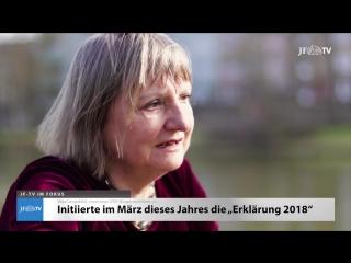 Die Erklärung 2018 mit Vera Lengsfeld (JF-TV Im Fokus)