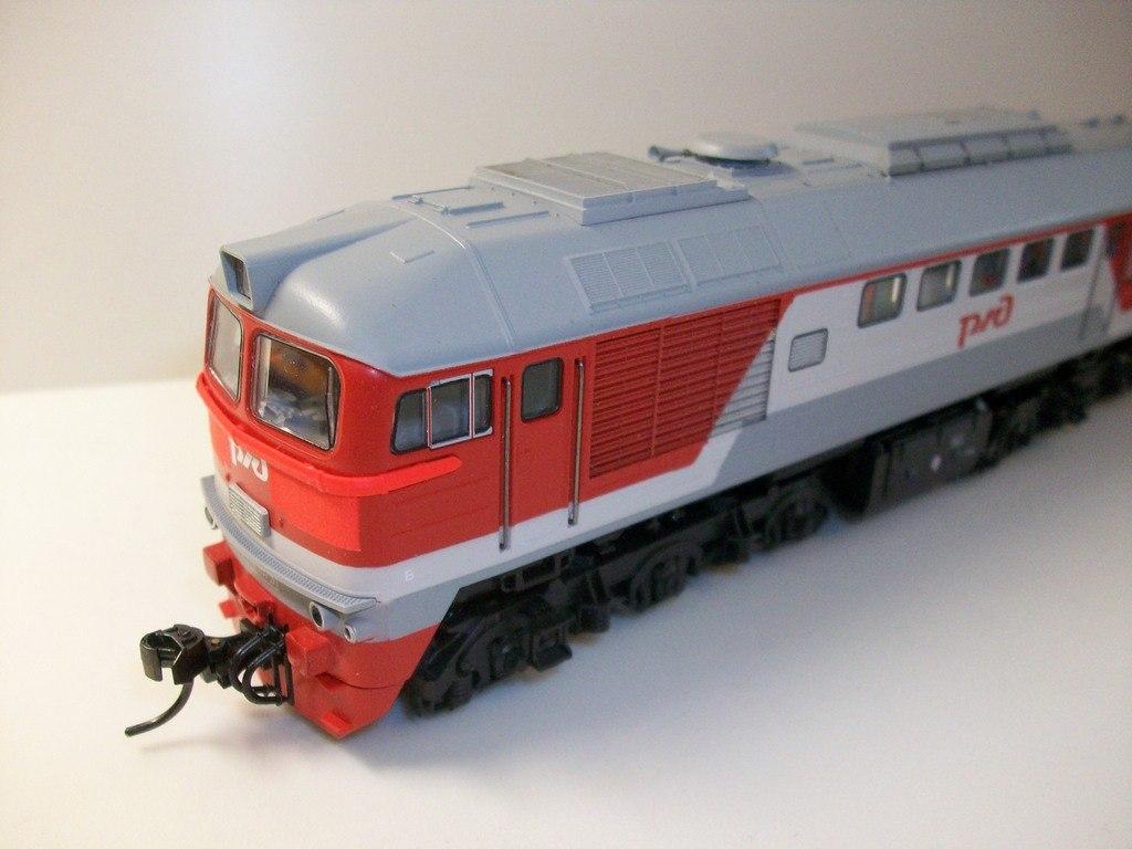 Модели других производителей локомотивов, вагонов и прочих деталей