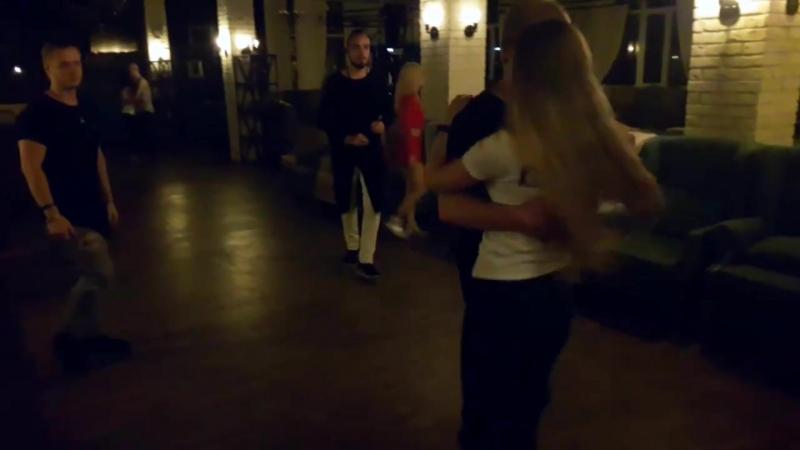 Нестандартные танцы. KizMotion KizManiacs. KIZ MI kizomba