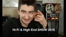 Самое интересное на Hi-Fi High End Show 2018