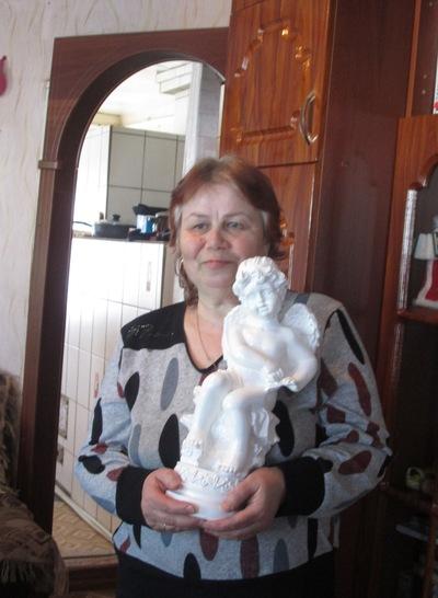 Наталья Крутикова, 18 марта 1955, Сямжа, id197836870