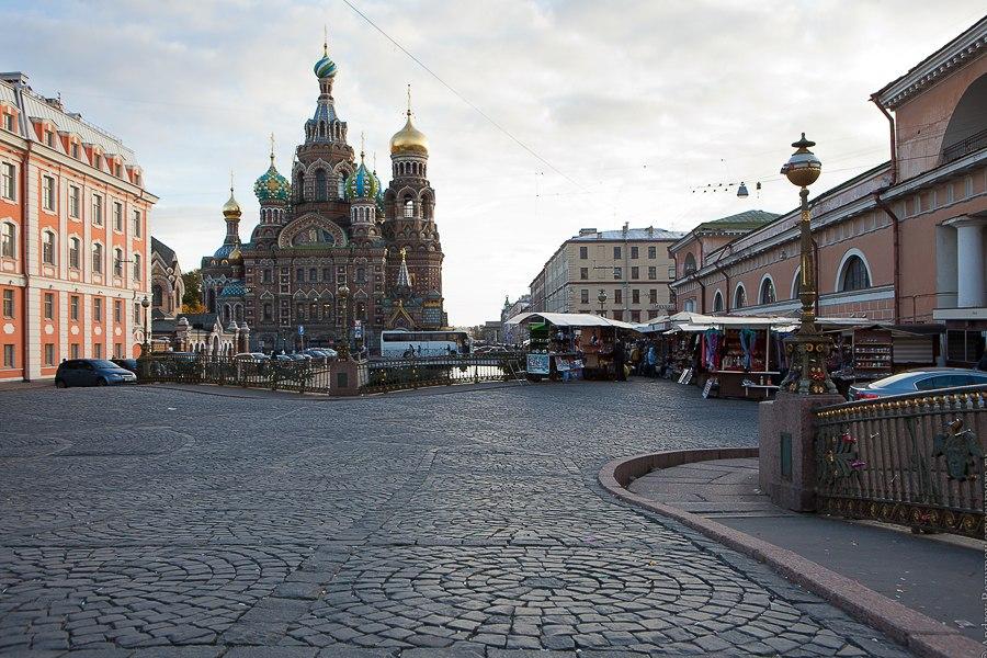 Санкт-Петербург экскурсия Храм Воскресения Христова Спас-на-Крови