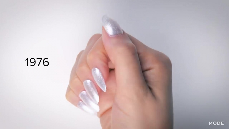 100 Years of Fashion- Nails ★ Glam.com