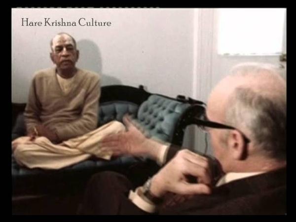 Srila Prabhupada Memories Interview with Social worker