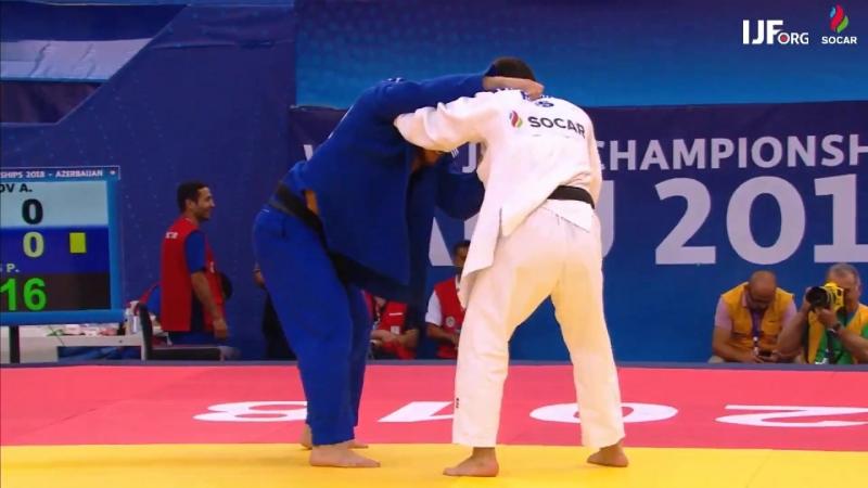 Alania Judo News / Aslan Lappinagov