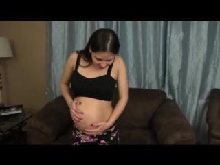 Pregnant Cali Logan 4