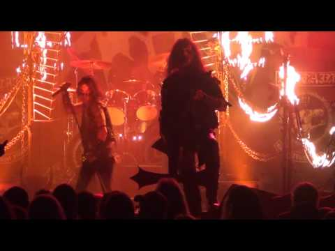 Watain Hultsfred 2015 full show