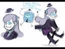 Gravity Falls - Demonic Guardians - Monster