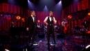 Graham Norton S14 E06 Robbie Williams Olly Murs singing 'I Wan'na Be Like You'......