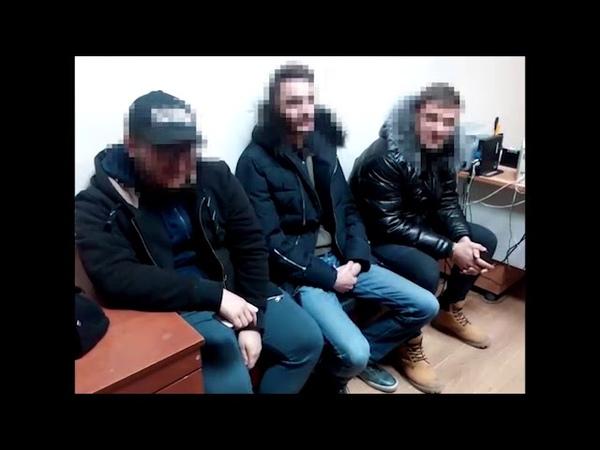 В Тюмени молодые люди задержаны за неудачный розыгрыш полиции и горожан