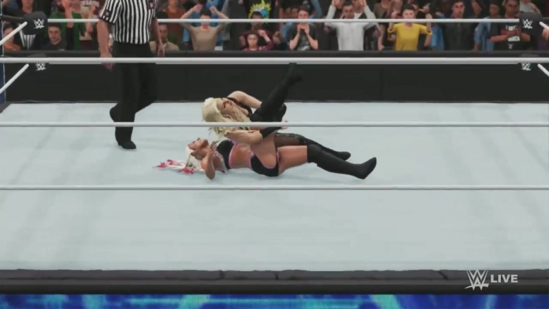 Trish Status Vs Alexa Bliss - Just Announced Dream Match WWE Evolution