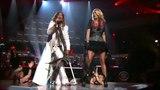 Steven Tyler Carrie Underwood perform Walk This Way by Aerosmith