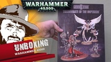 FFH Unboxing Triumvirate of the Imperium Warhammer