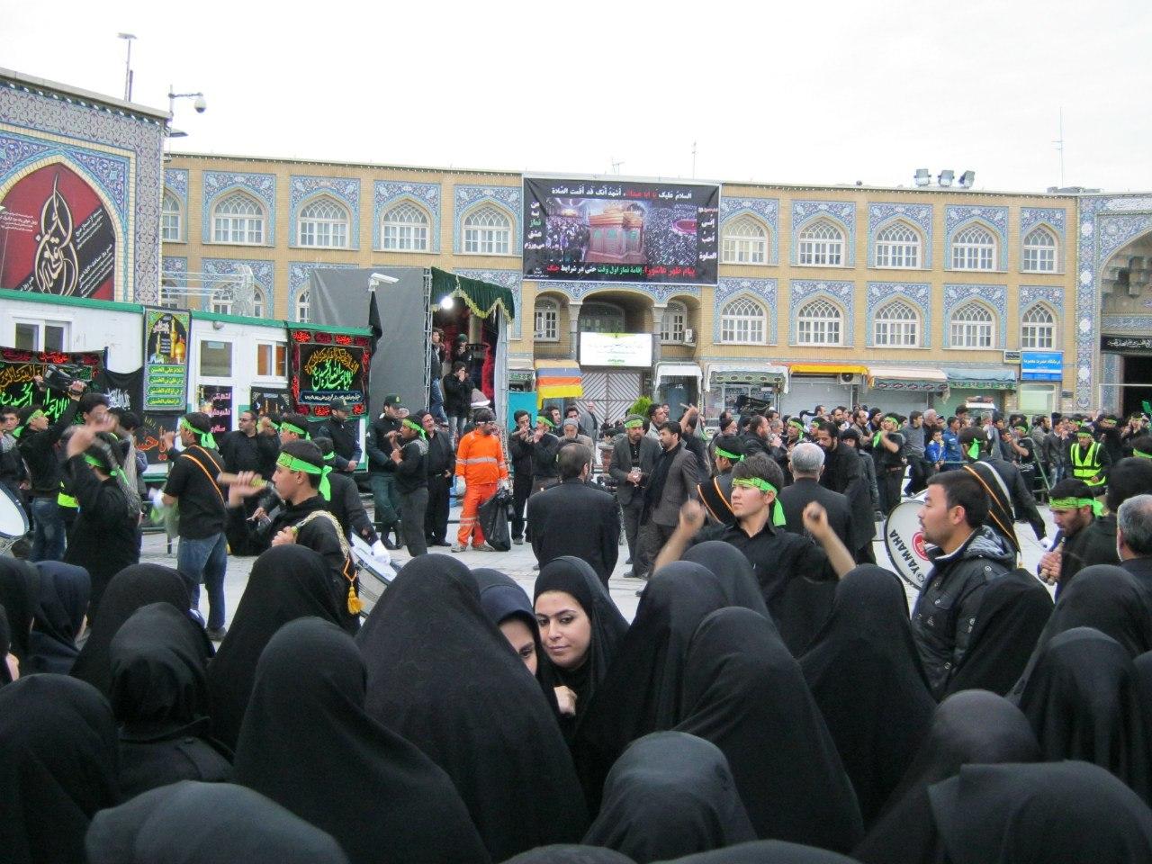так по шариату должна быть покрыта голова женщины