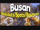 Doomfist Spots/Bounces/Rollouts - Busan