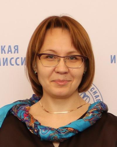 Ирина Алёхина