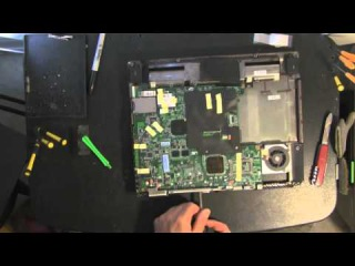 ASUS G1S take apart video, disassemble, how to open disassembly