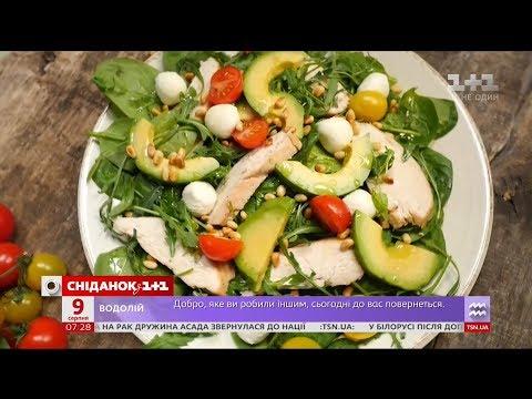 ТОП 5 порад для смачних і корисних салатів
