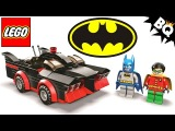 LEGO Batman Classic Batmobile & Minifigures Revealed Comic Con Exclusive