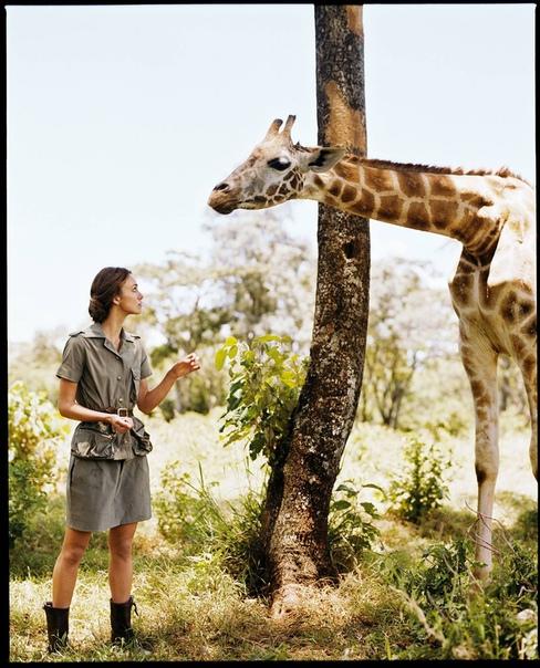 Кира Найтли для Vogue, 2007