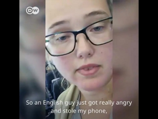 Шведская студентка сорвала депортацию афганца