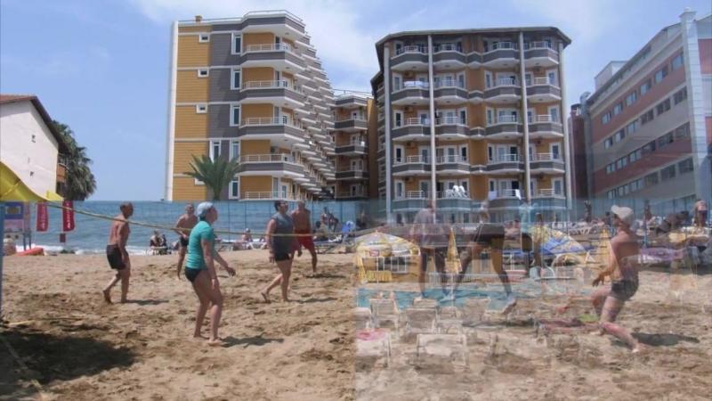 Inova Beach Hotel 4 Турция.mp4