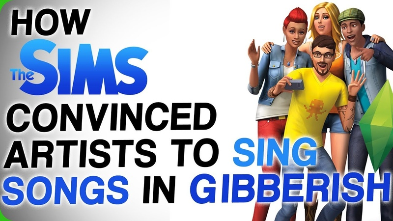 How The Sims Convinced Artists to Sing Songs in Gibberish