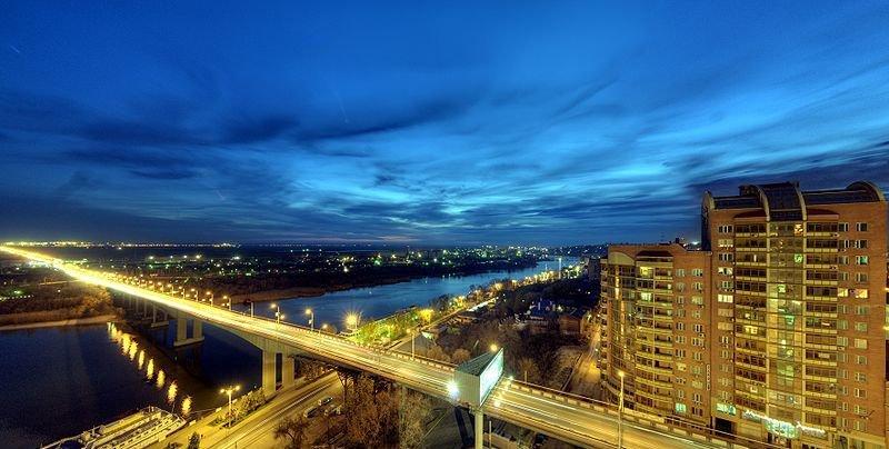 Ворошиловский мост в Ростове будет закрыт до ввода дублера