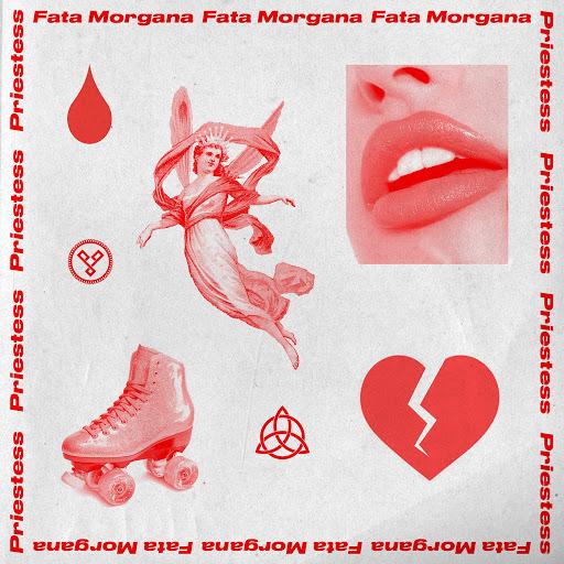 Priestess альбом Fata Morgana