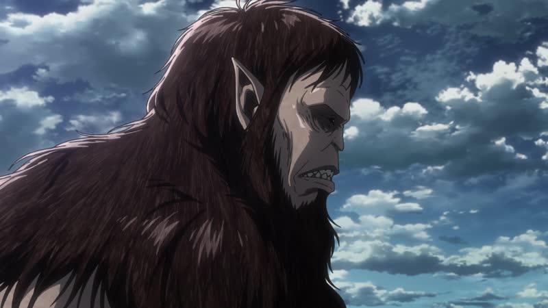Атака титанов 3 сезон 16 серия озвучка Studioband 1080p