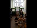 Спектакль Федорино горе в Школе Бенуа Блюхера